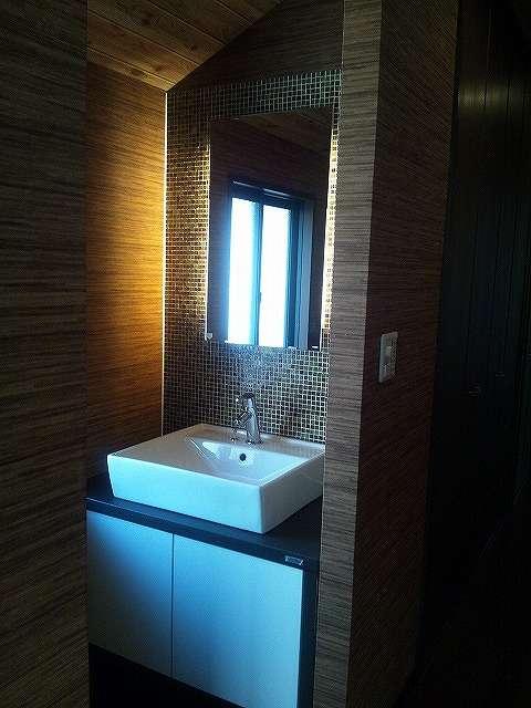 中古一戸建て住宅 洗面・トイレ改装工事